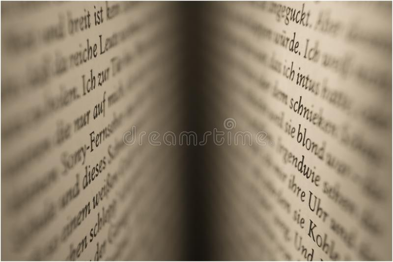 Abstract, Blur, Book royalty free stock photos
