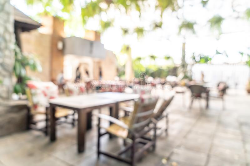 Abstract blur coffee shop cafe restaurant. For background royalty free stock photo