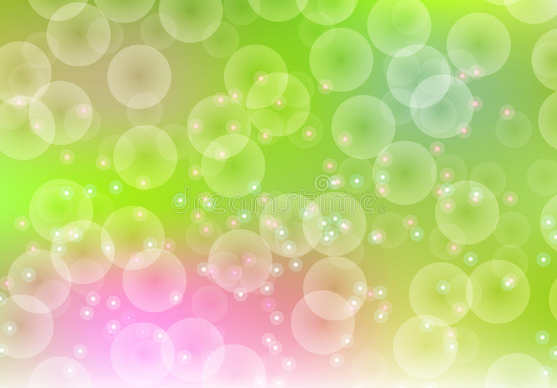 Abstract blur color light background. Spring royalty free illustration