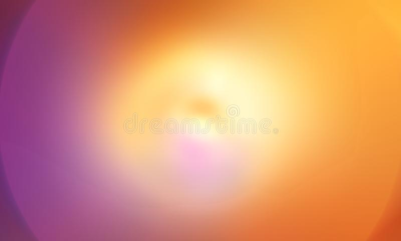 Abstract blur and glowing background. Many uses for advertising, book page, paintings, printing, mobile backgrounds, book, covers, screen savers, web page royalty free illustration