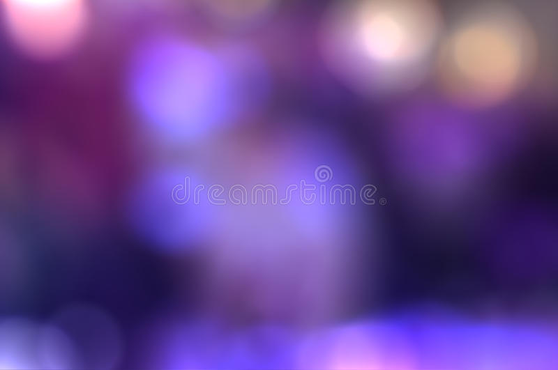 Abstract blur purple light background. Blur purple light illuminated abstract background royalty free stock images