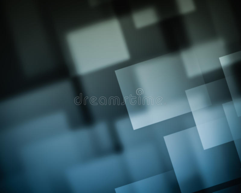 Abstract blur rectangle background royalty free stock photo