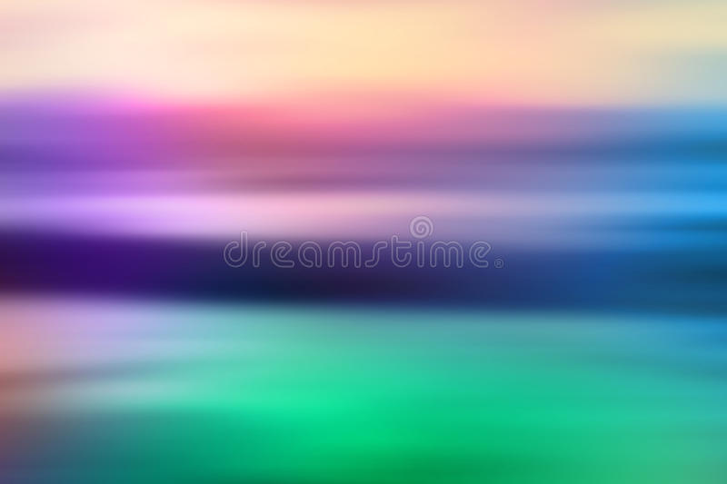 Abstract blur sunset nature background. Soft focus royalty free stock photography