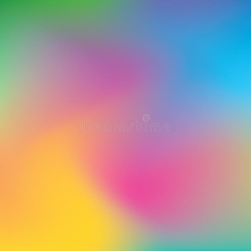 Abstract blurred background. Beautiful blurred background royalty free illustration