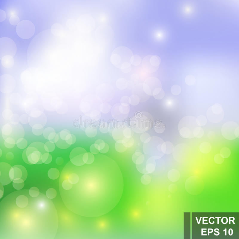 Abstract blurred background. Bright. Shine. For your design. stock illustration