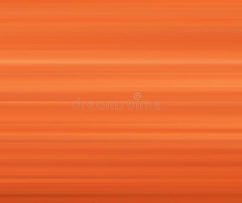 Blurred background orange color. Abstract blurred background orange color stock illustration