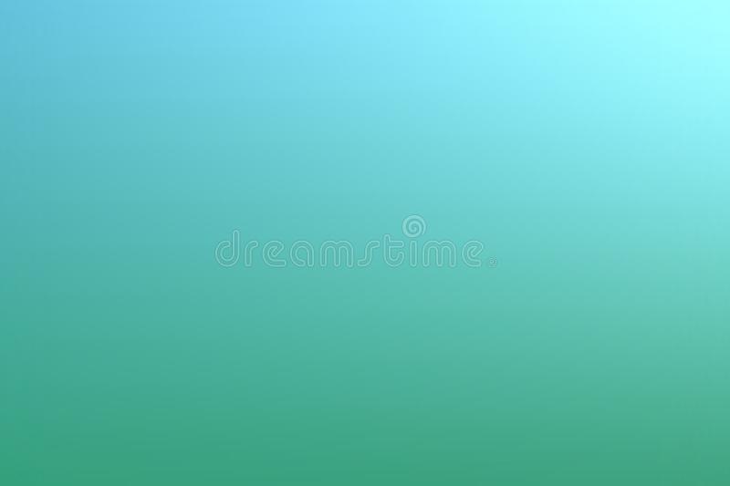 Abstract blurred background. soft teal backdrop.  stock illustration