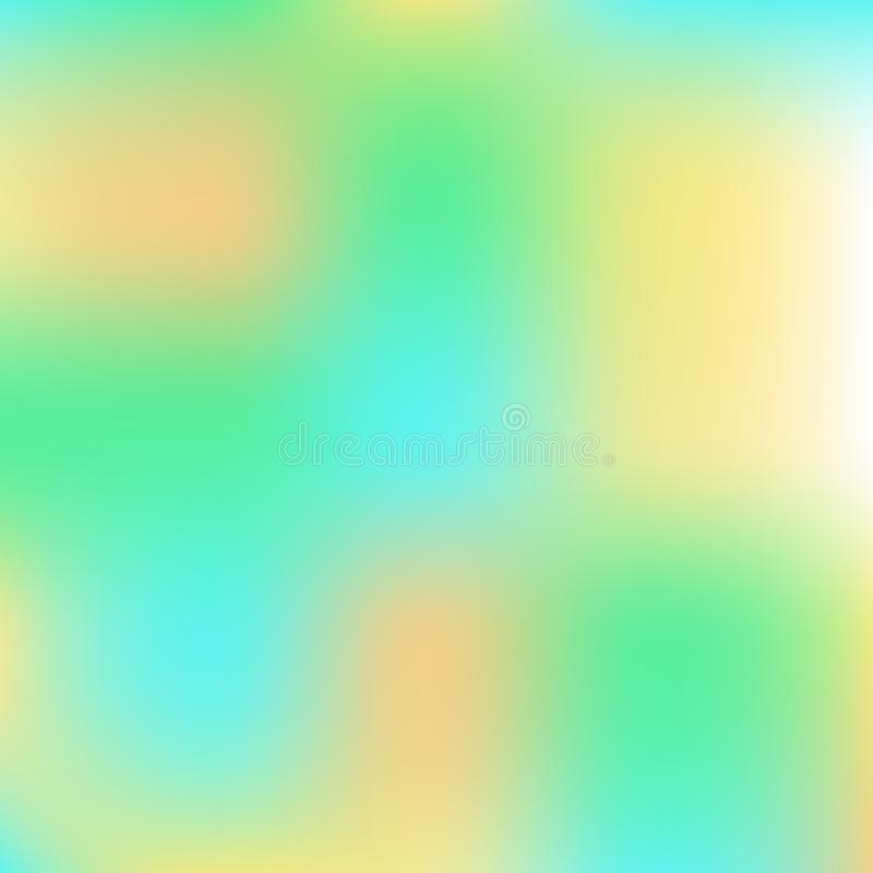 Abstract blurred background, wallpaper, vector, illustration for creative project for design stock illustration