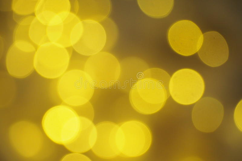 Abstract blurred circular bokeh background stock photography