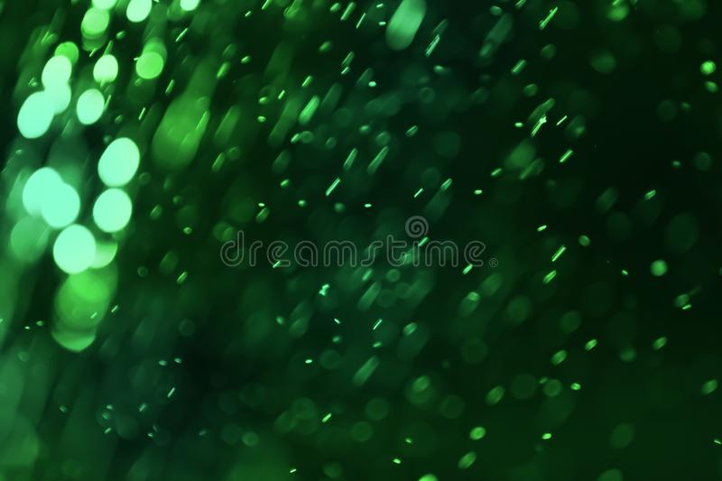 Abstract blurred colorful bokeh lights background. Defocused glitter light stock photos