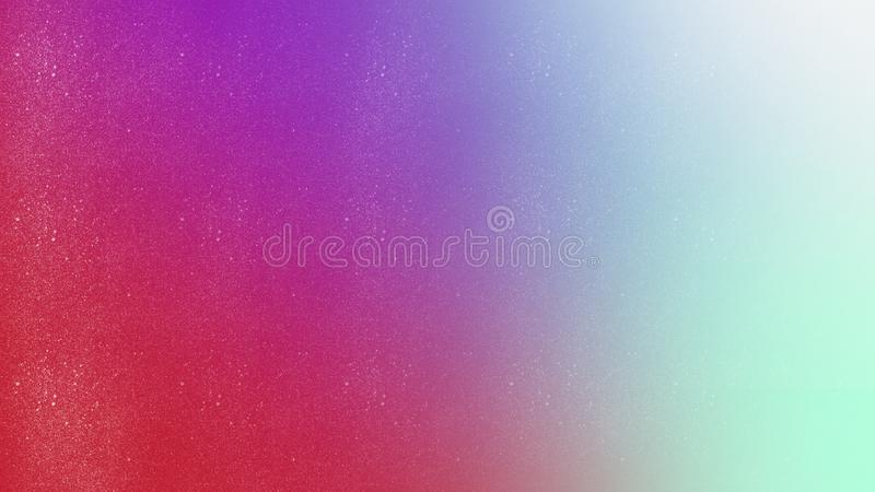 Abstract blurred gradient background in bright colors. Colorful smooth illustration royalty free stock photos