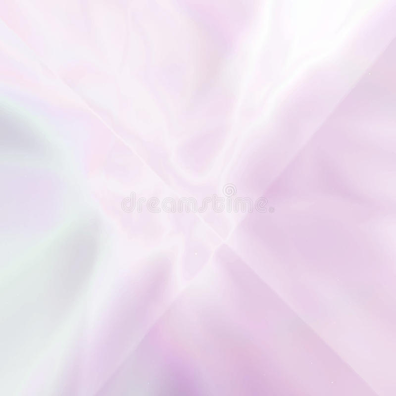 Abstract blurred holographic pink background vector illustration