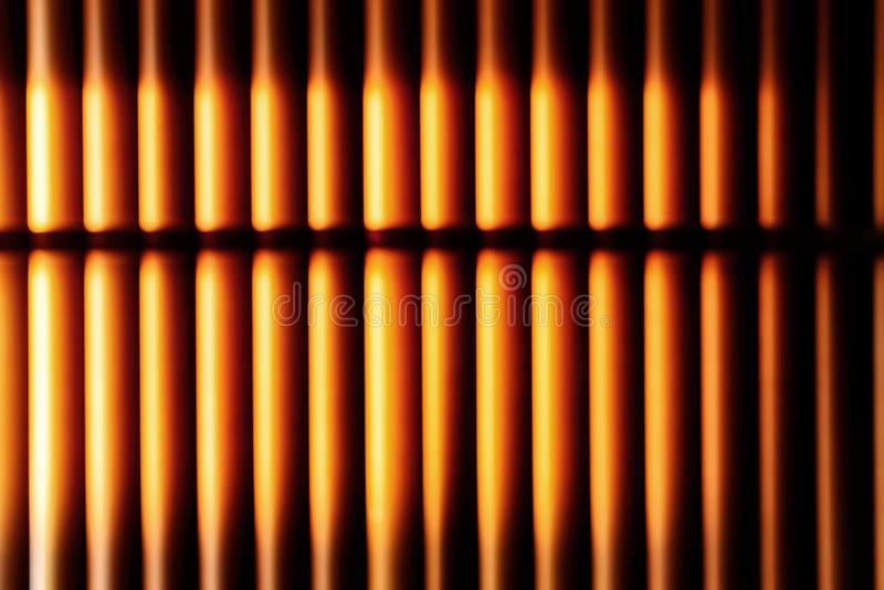 Abstract blurred pattern of lights and shadow stock photos