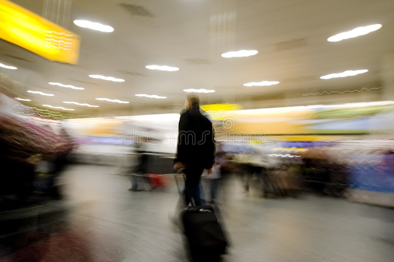 Download Abstract Blurred People Stock Photography - Image: 5148432