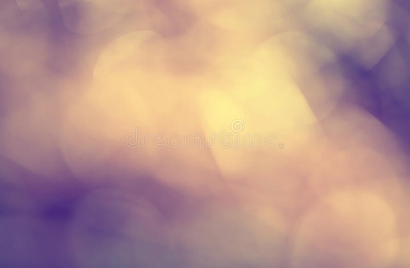 Abstract blurred vintage bokeh background royalty free stock images