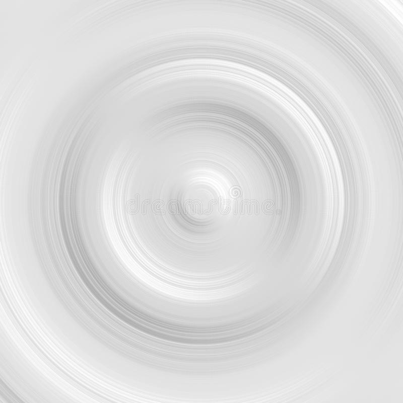 Abstract blurred white texture with circle spin, soft background stock photos