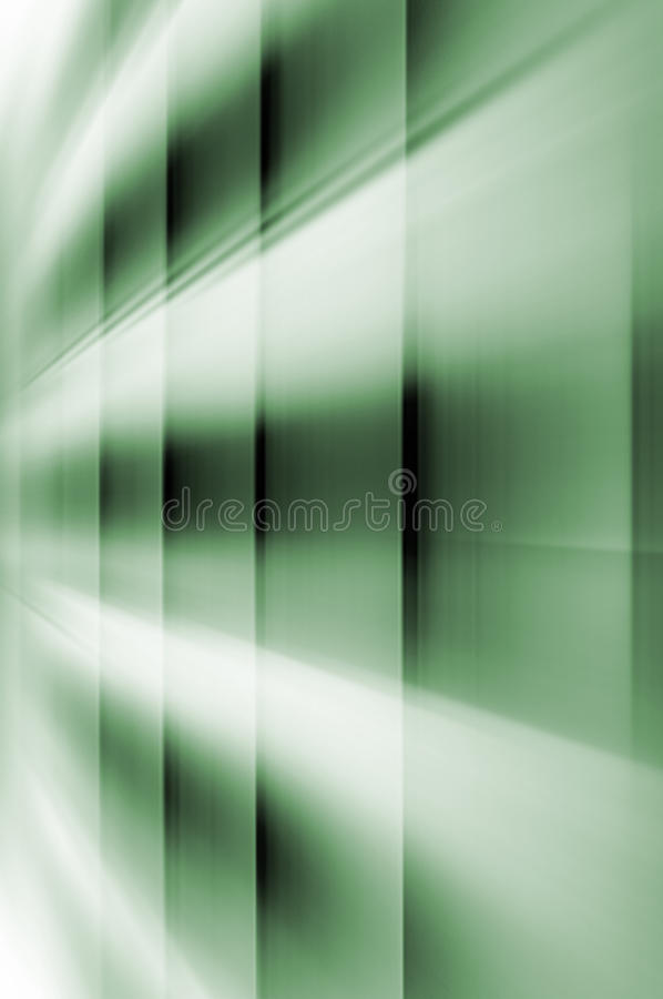 Abstract blurry background in green tones vector illustration