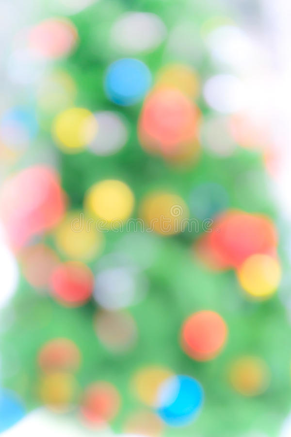 Abstract blurry christmas background royalty free stock photo