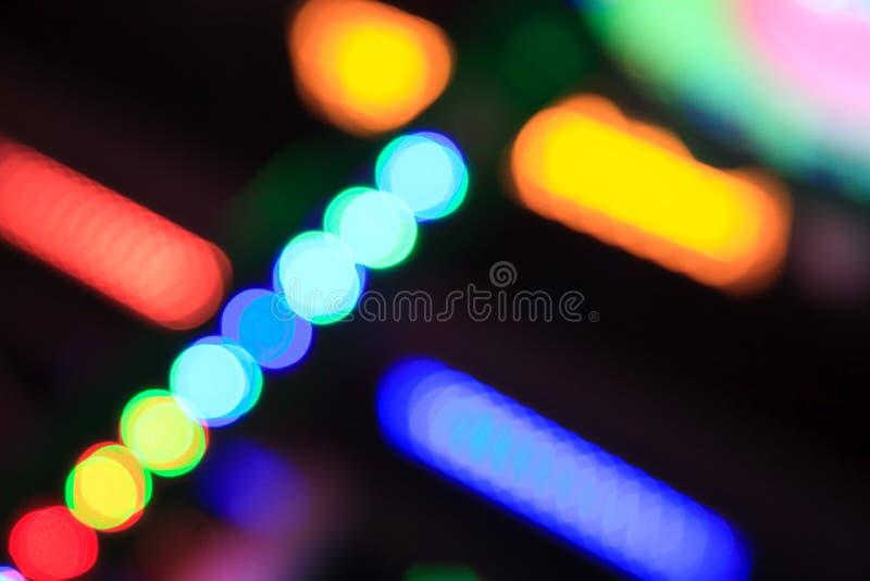 Abstract Bokeh Stock Photo
