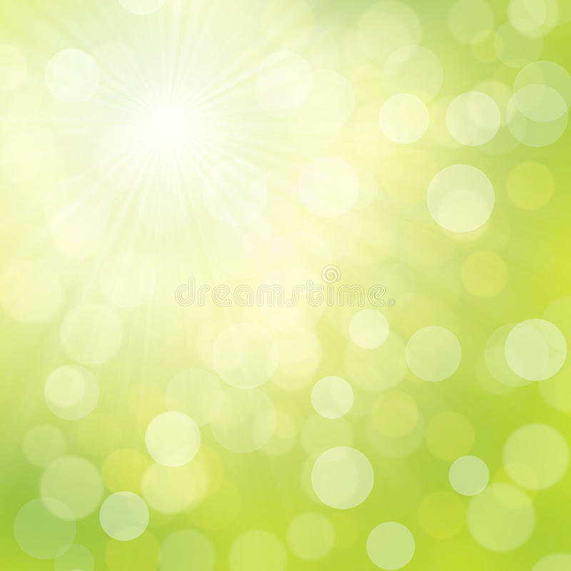 Free Abstract Bokeh Background Stock Photography - 18155532
