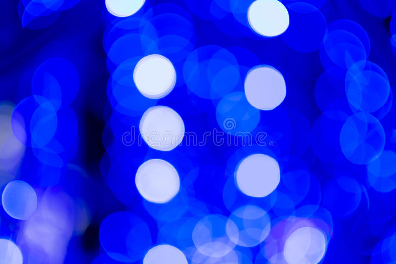 Abstract bokeh background of Christmas lights stock images