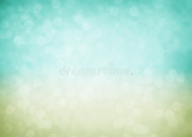 Abstract bokeh background with glitter lights royalty free stock image