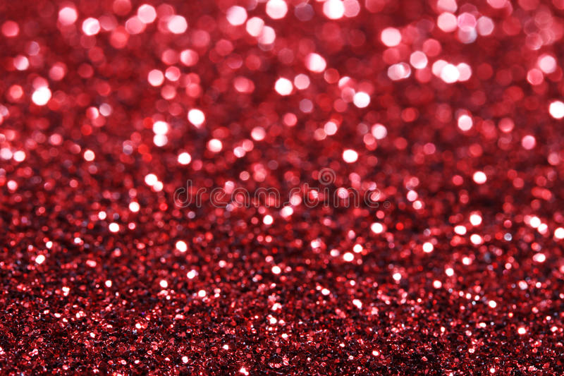 Abstract bokeh - perfect christmas background royalty free stock image