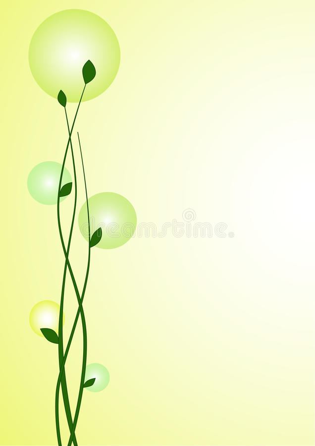 Abstract branch stock photography