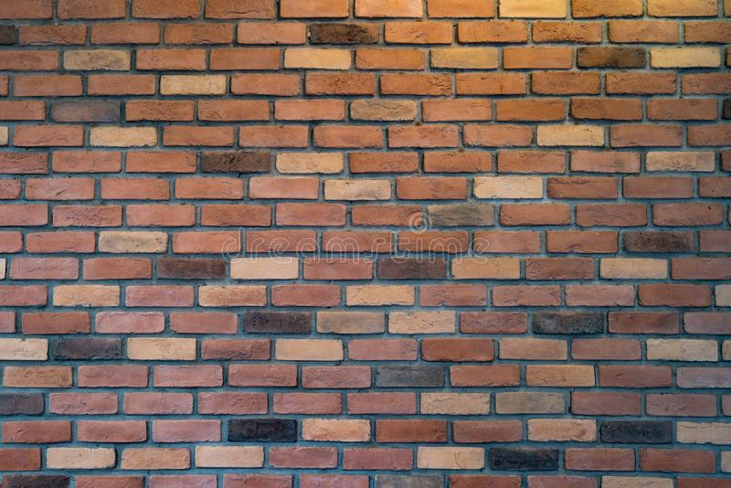 Abstract Brick Wall Pattern stock image