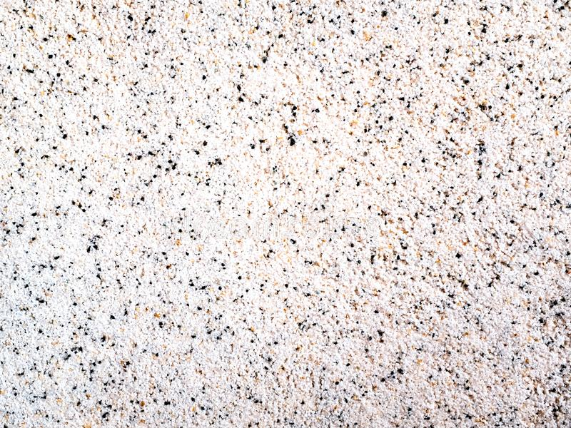 Background of grains, stones, pebbles, light and dark. Abstract bright background with dots stock images