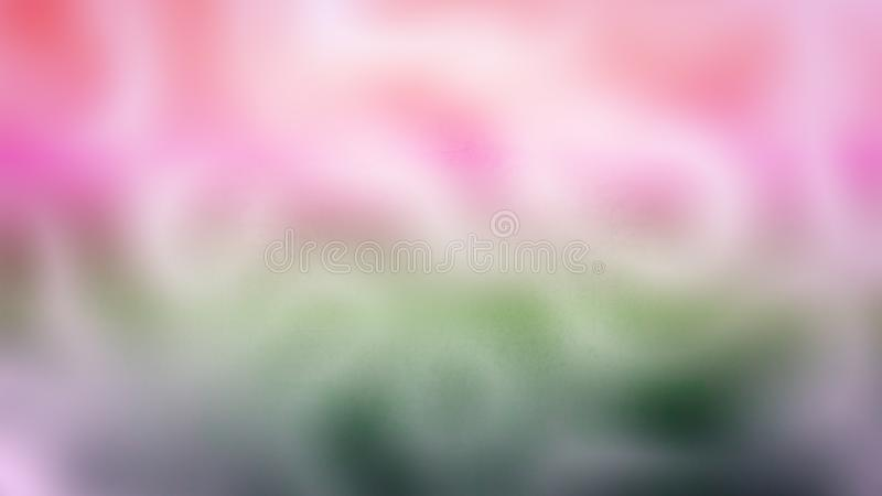 Abstract bright multicolored background with visual illusion and wave effects, 3d rendering computer generating. Abstract bright multicolored background with royalty free illustration
