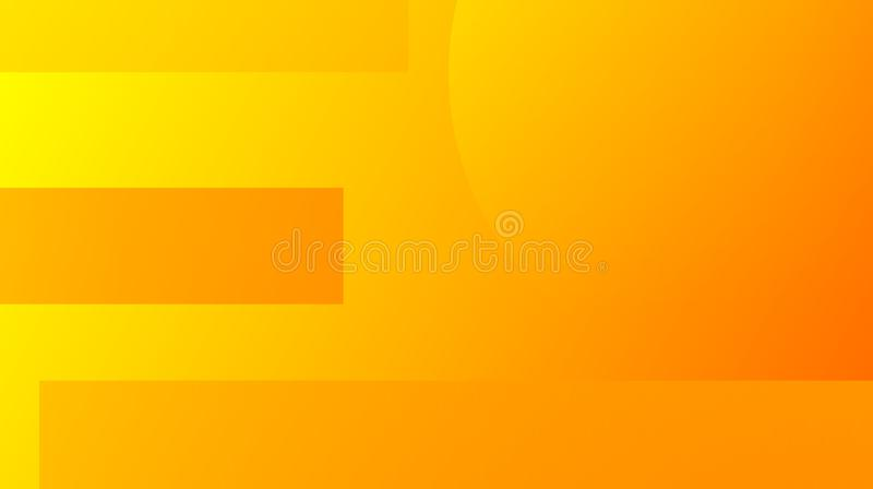 Abstract bright orange yellow color mixture effects Background. Many uses for advertising, book page, paintings, printing, mobile wallpaper, mobile backgrounds royalty free illustration