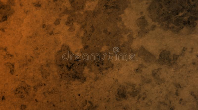 Abstract brown color with marble texture background wallpaper. Many uses for advertising, book page, paintings, printing, mobile wallpaper, mobile backgrounds royalty free illustration