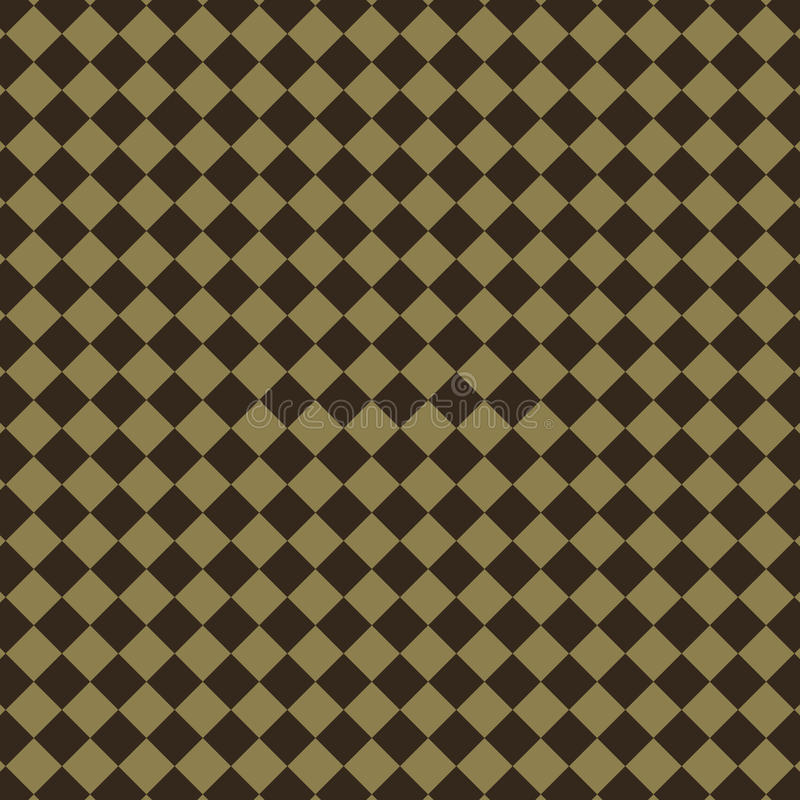 Abstract brown diamond pattern royalty free stock images