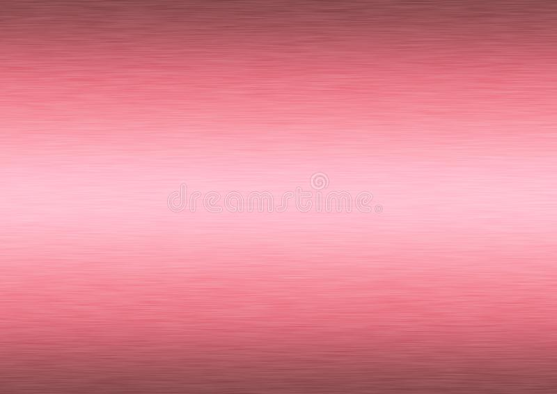 Abstract Brushed Pink Metal Surface Background. Image of pink brushed metal surface for website background, banner, business card, invitation card, postcard stock images