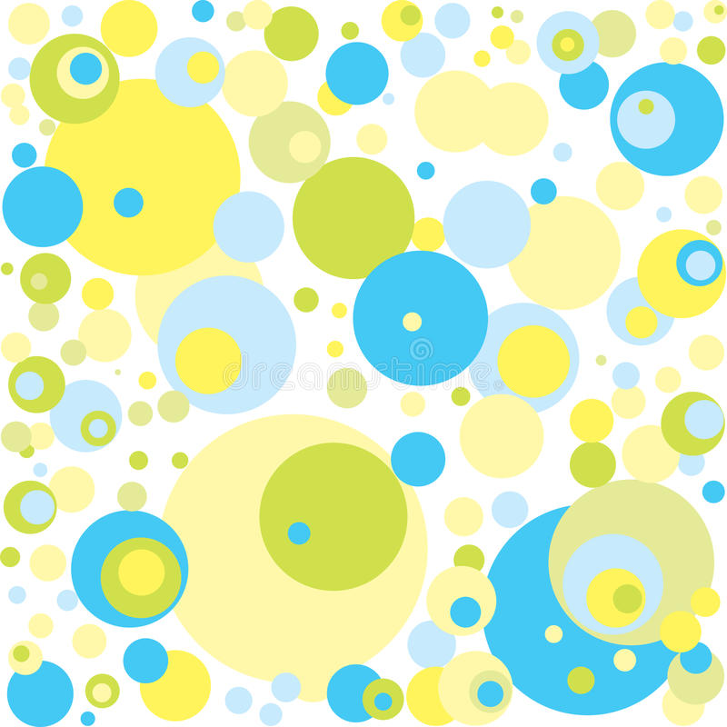 Download Abstract bubble background stock vector. Image of balloons - 14359017