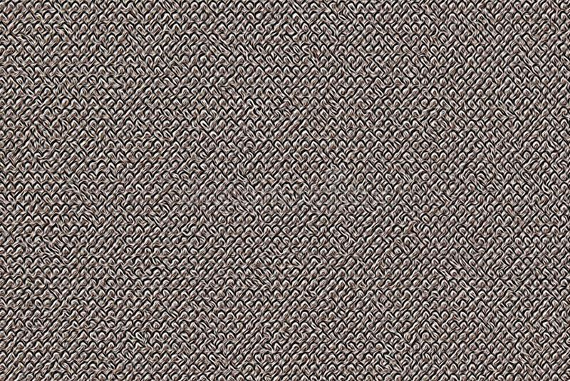 Abstract bulge monochrome illustration. Seamless texture. Design pattern for background.  vector illustration