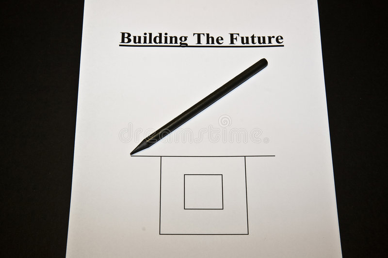 Download Abstract: Busines Strategy For The Future Stock Image - Image: 3676581