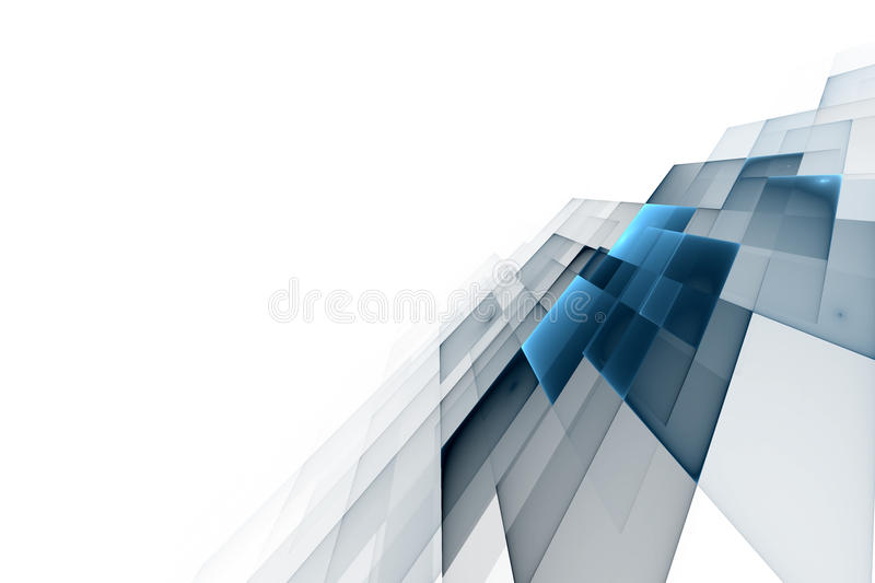 Abstract business science or technology background royalty free illustration