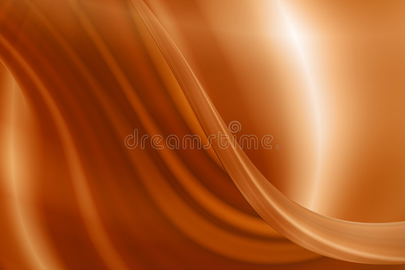 Abstract caramel background royalty free illustration