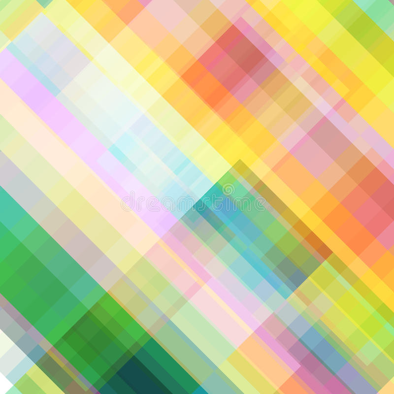 Abstract card. Multicolored abstract background with overlay vector illustration