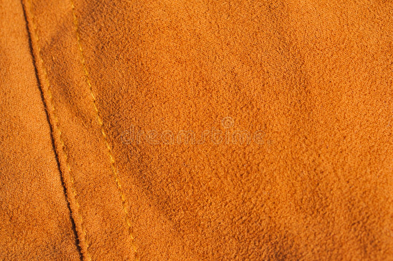 Abstract chamois background with seam royalty free stock photography