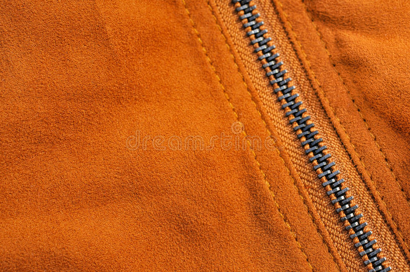 Download Abstract Chamois Background With Seam And Zipper Stock Image - Image: 26895947