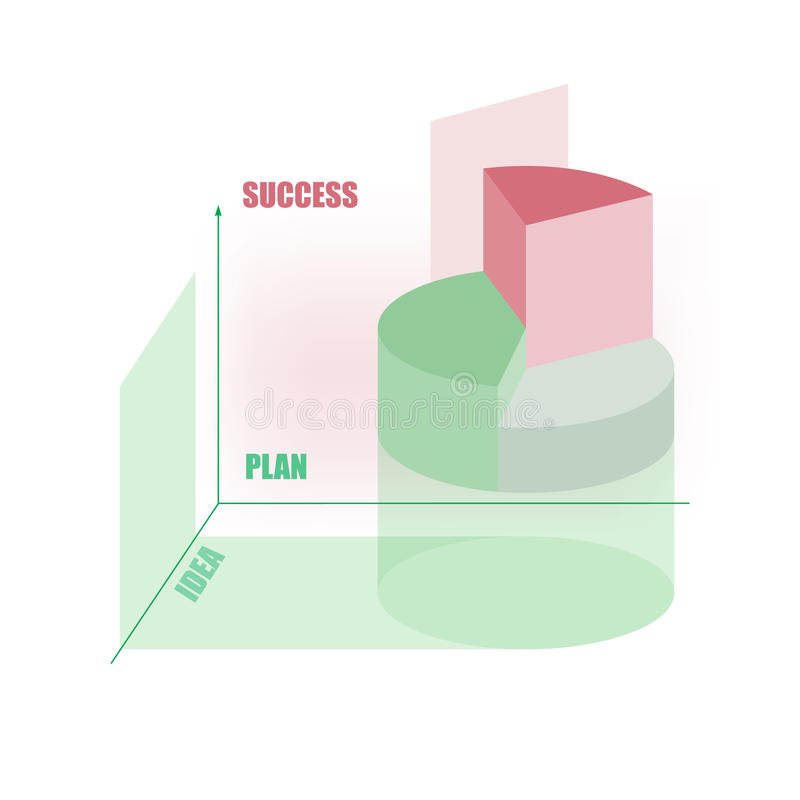 Download Abstract Chart Graphic Royalty Free Stock Photos - Image: 26327258