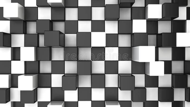 Download Abstract Checker Background Stock Images - Image: 33986124