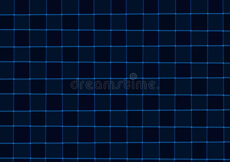 Abstract checkerboard pattern wallpaper. Abstract checkerboard blue color background royalty free illustration
