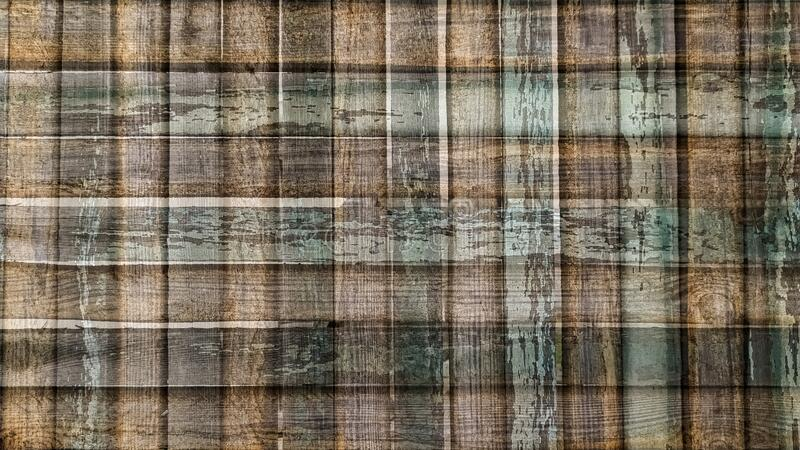 Abstract checkered grunge background, vintage paper, wood or metal surface with space for text or image royalty free stock image