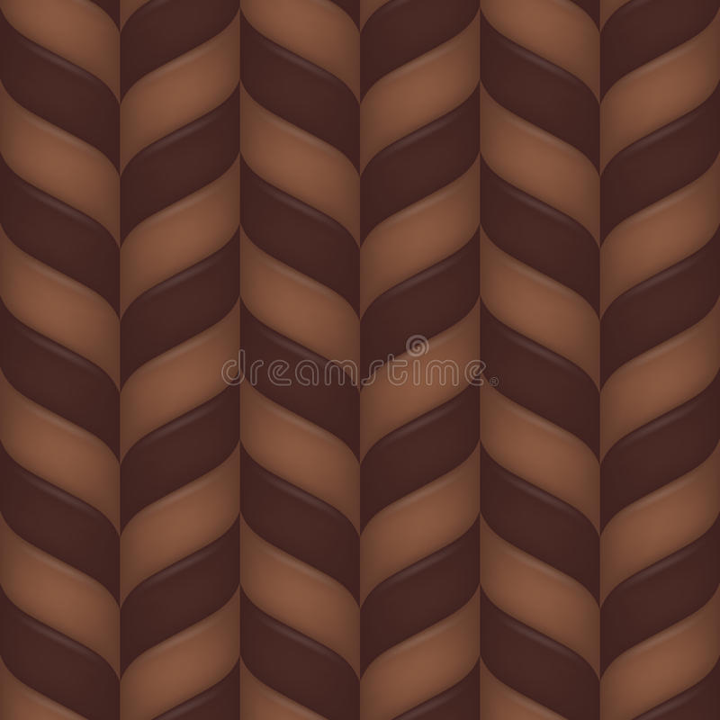 Abstract chocolate candys seamless pattern. Abstract chocolate candys seamless background royalty free illustration