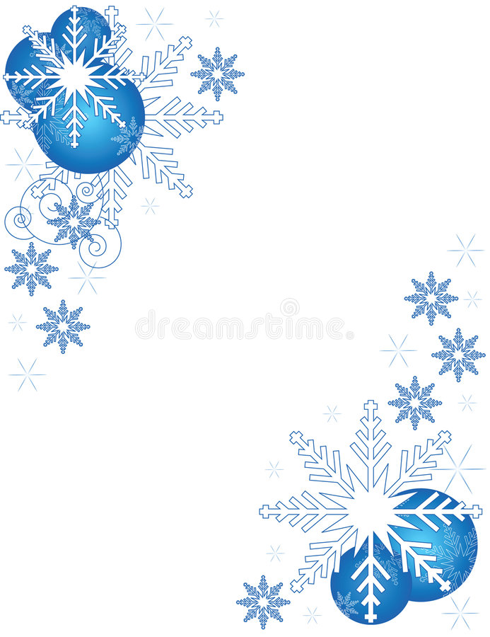 Download Abstract Christmas Background Stock Vector - Image: 7511358