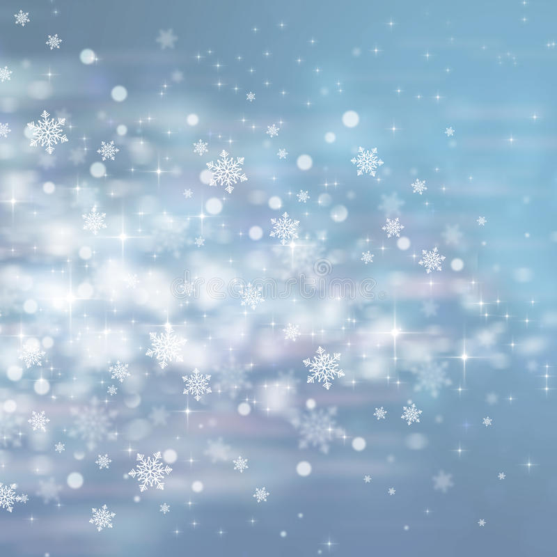 Abstract Christmas background royalty free illustration